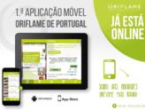 Lançamento da Primeira Aplicação Móvel da Oriflame de Portugal