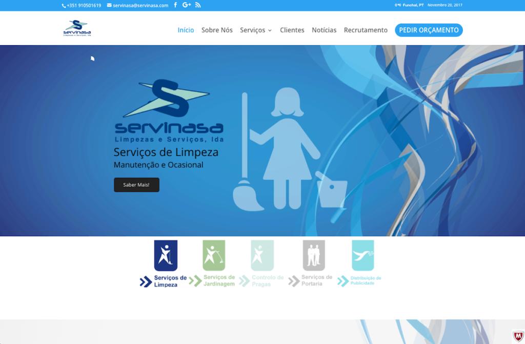 Website Servinasa