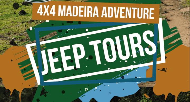Flyer em formato DL Madeira Mountain Expedition