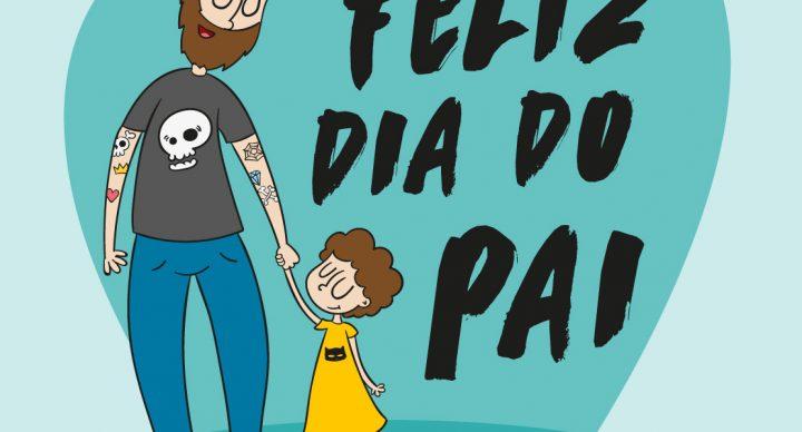 FELIZ DIA DO PAI!