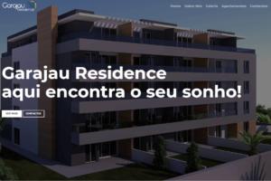 Garajau Residence pagina frontal