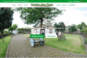 Quinta dos Figos pagina frontal