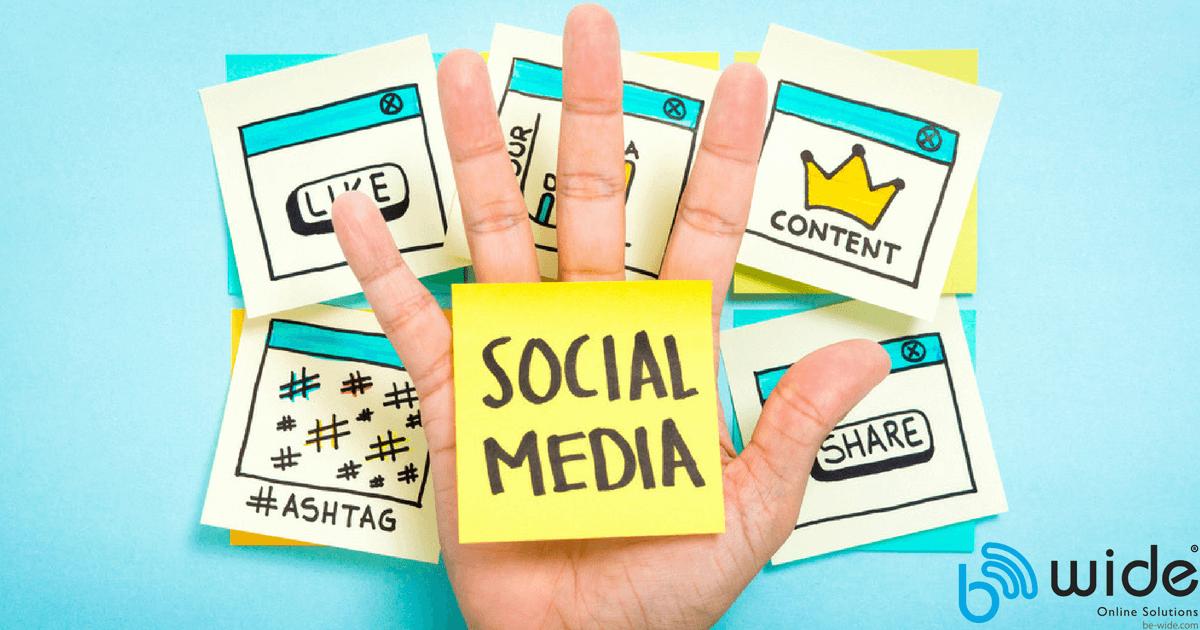 10 vantagens das redes sociais online para o seu negócio