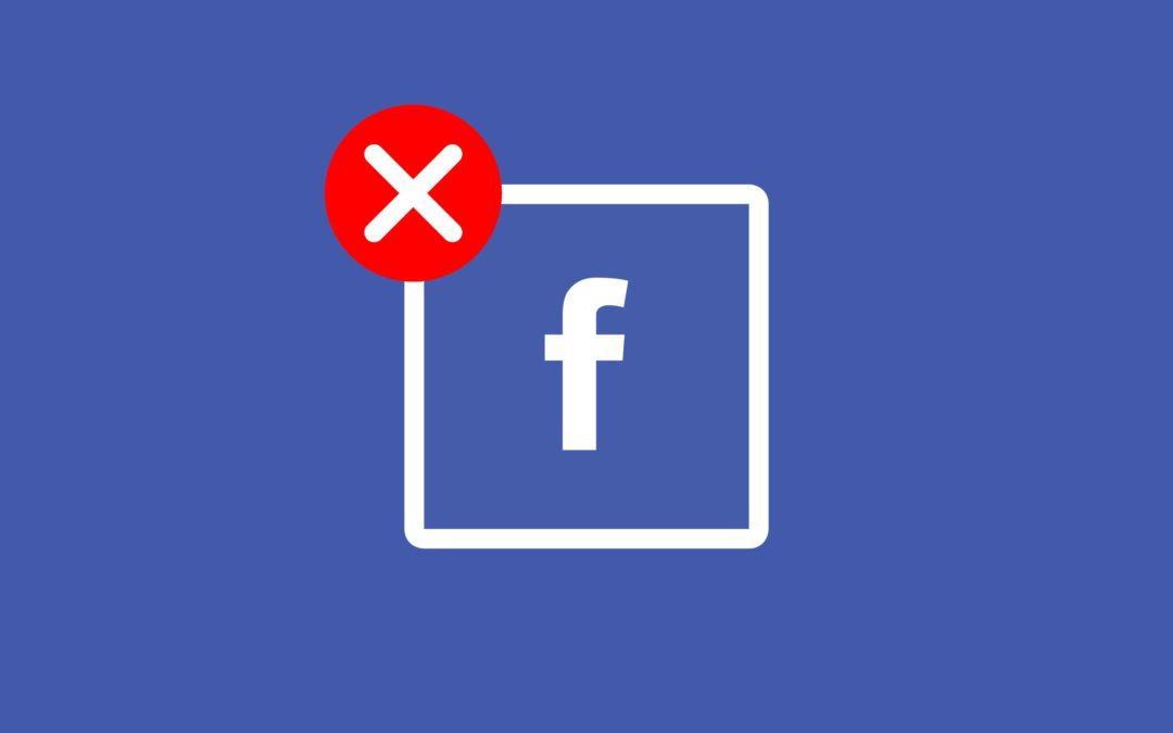 Facebook volta a apresentar problemas de conexão nesta terça