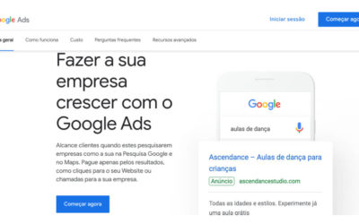 Como anunciar no Google Ads?