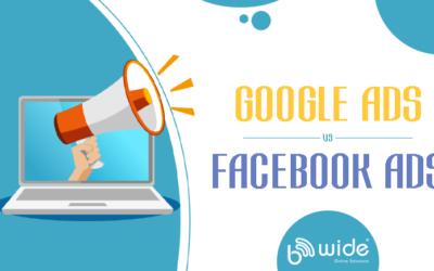 Comparação Google Ads vs Facebook Ads – Qual Gera Melhores Resultados?