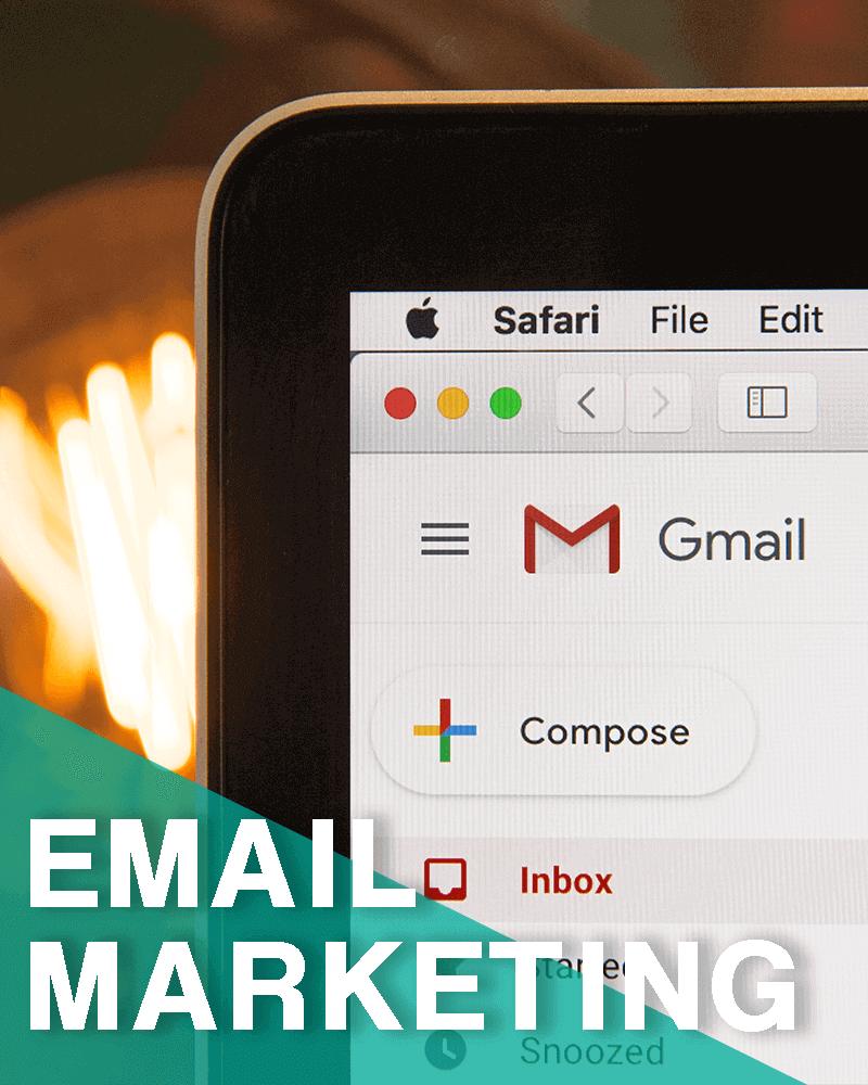 Serviço de Email Marketing da Be Wide